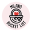 Milano Bucket List Logo